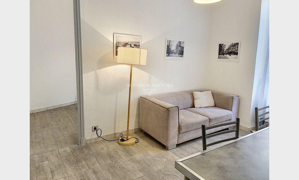 Appartement 3 pièces NICE Centre